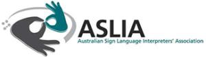 ASLIA logo